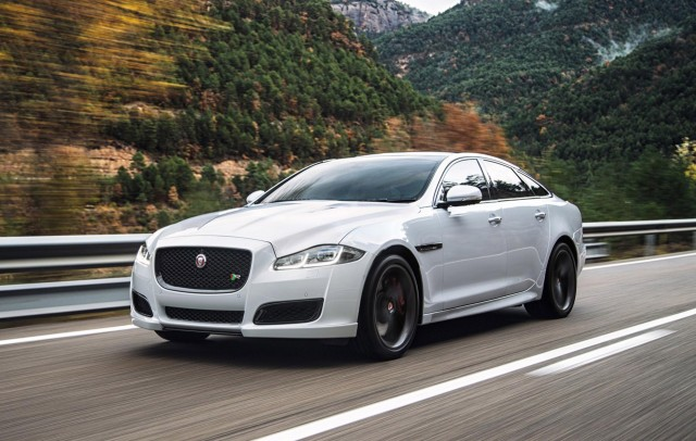 2016 Jaguar Xj Review Ratings Specs Prices And Photos The Car