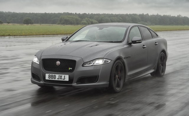 Jaguar XJ flagship sedan will go all-electric by year's end
