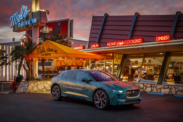Jaguar's 2018 I-Pace enters final stage of testing