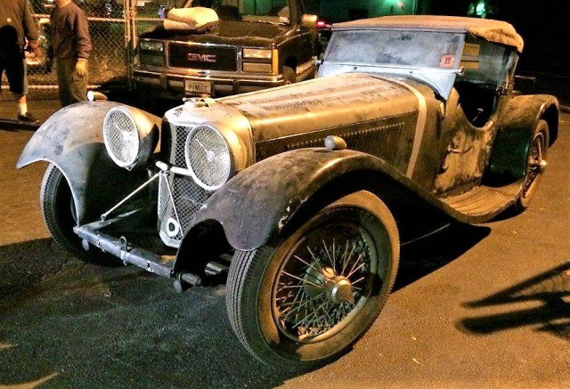 1938 Jaguar SS-100