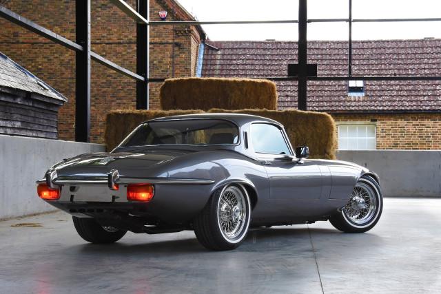 British Firm Unveils Jaguar E