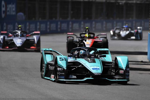 James Calado, Panasonic Jaguar Racing