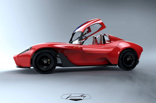 Jannarelly Design-1 HT