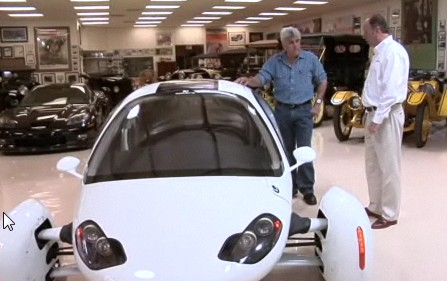 Late Night Hosts Love EVs, Part II: Jay Leno And The Aptera 2e