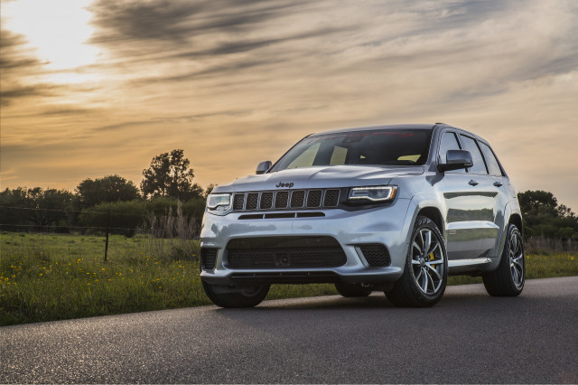 2018 Hennessey HPE1200 Jeep Grand Cherokee Trackhawk