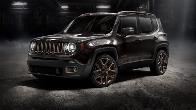 Jeep Renegade Zi You Xia design concept