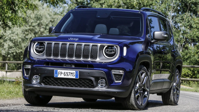 Jeep Renegade Electric Hybrid Confirmed