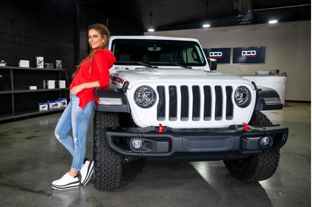 Jeep Wrangler Celebrity Customs
