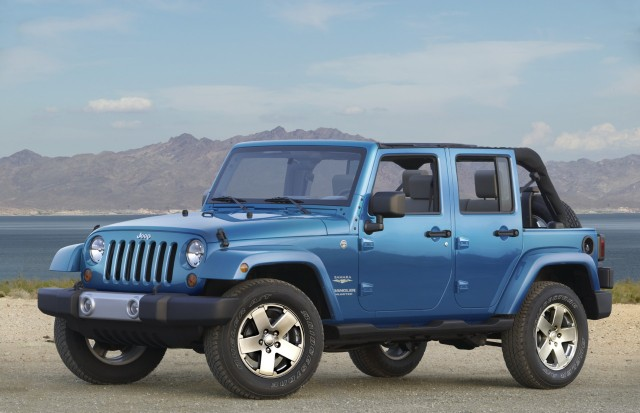 2010 Jeep Wrangler Unlimited