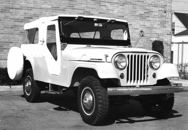 1965 Jeep CJ-5 Tuxedo Park