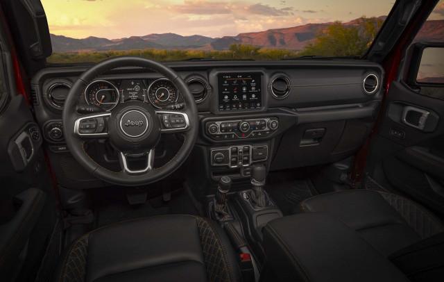 2020 Jeep Wrangler and Gladiator High Altitude