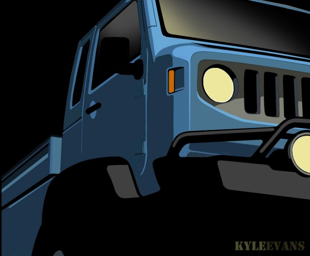 Jeep's concepts for the 2012 Moab Easter Jeep Safari