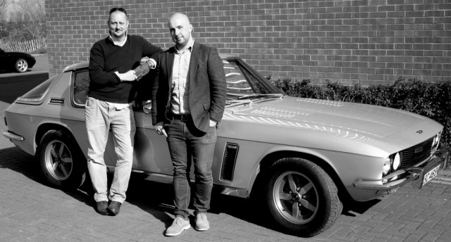 Jensen Motors Ltd revived