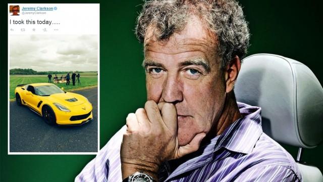 Has Jeremy Clarkson Gone Back To Work Already - Jeremy clarkson new car show