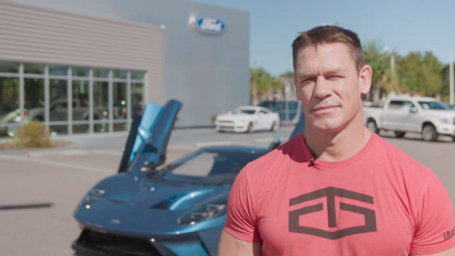 John Cena hits back at Ford lawsuit
