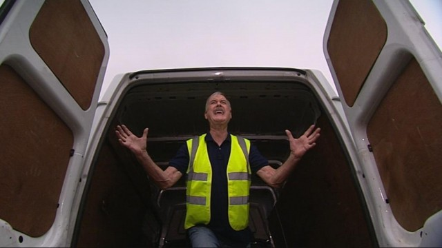 John Cleese in TomTom's 'Break Free' campaign