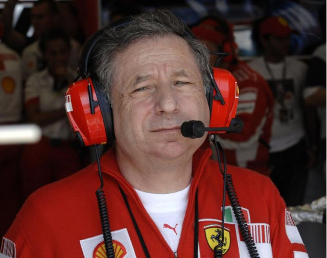 Jean Todt is leaving Ferrari after 15 years