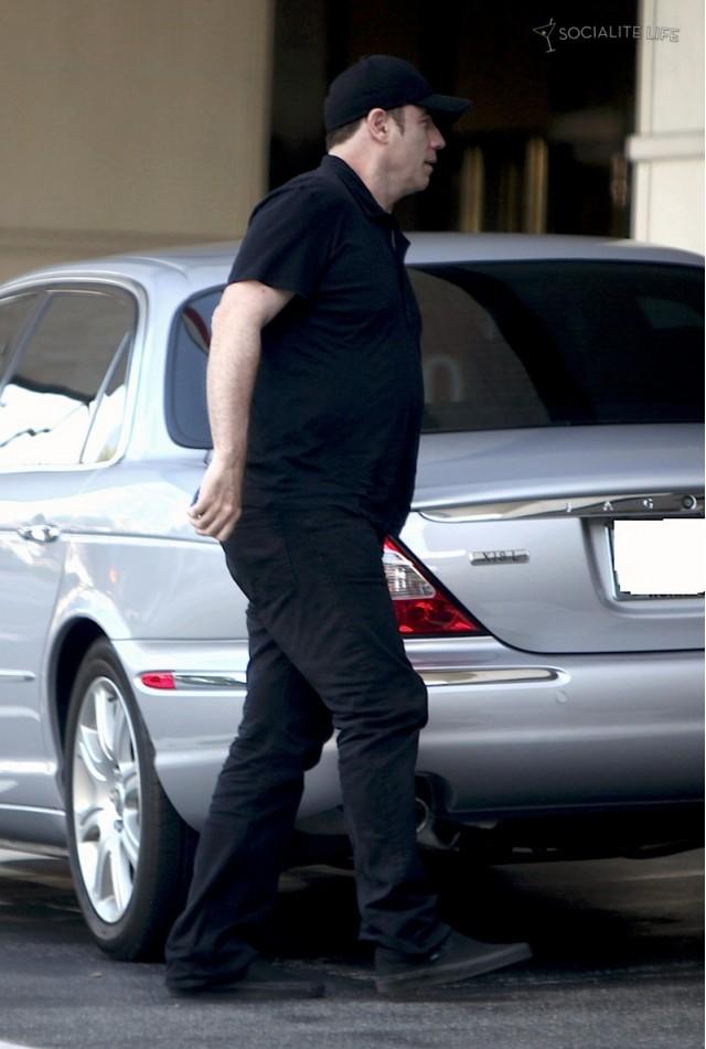 John Travolta [via SocialiteLife]