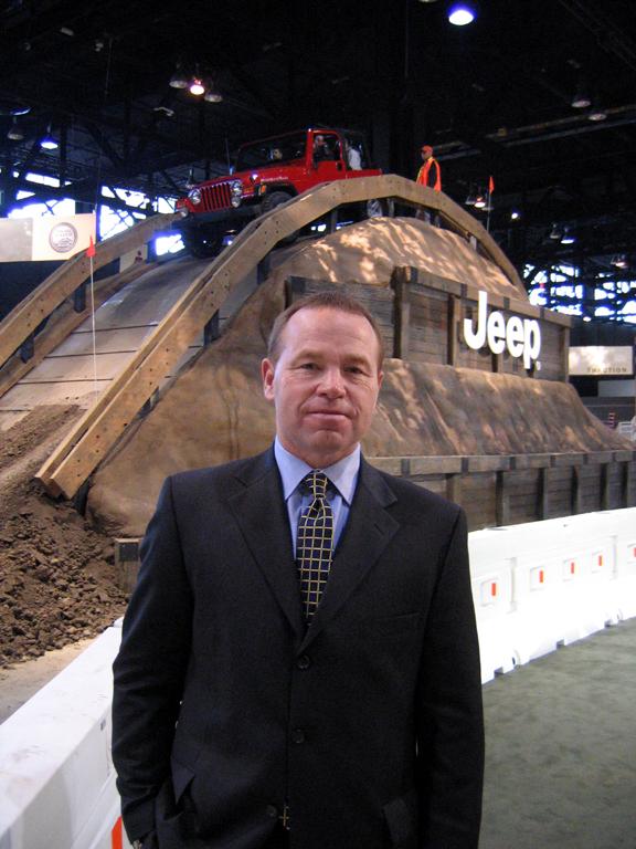 John Tulloch, Chrysler CHicago Track 2005