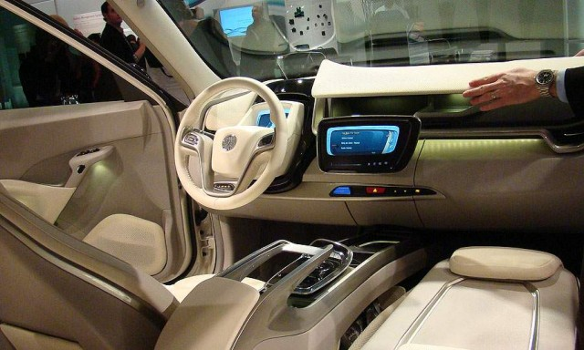 Johnson Controls previews vehicle interior of the future