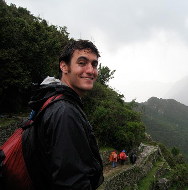 Jon Azrielant, Project EViE executive director