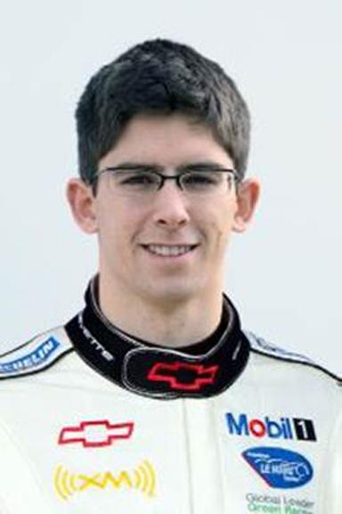 Jordan Taylor - courtesy Corvette Racing