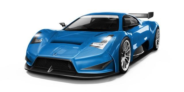 Joss JP1 supercar prototype