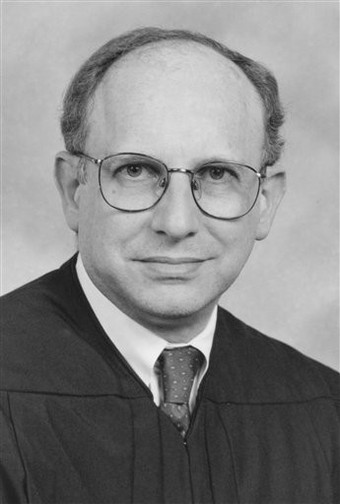 Judge Robert Gerber