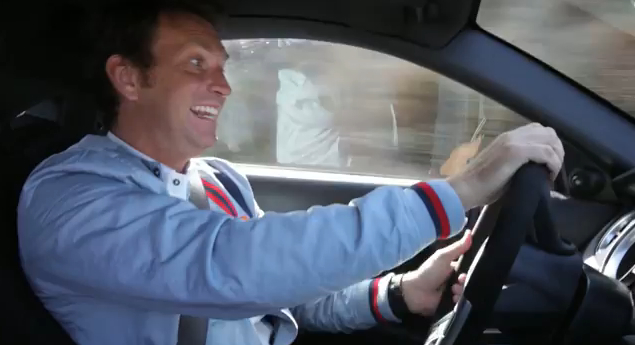 Justin Bell drives the Boss 302 on 'The World's Fastest Car Show' from eBay Motors