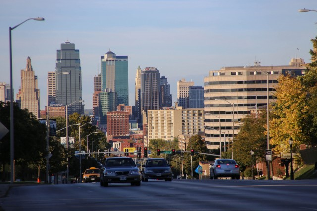 Kansas City, Missouri, by Flickr user Paul Sableman (Used under CC License)