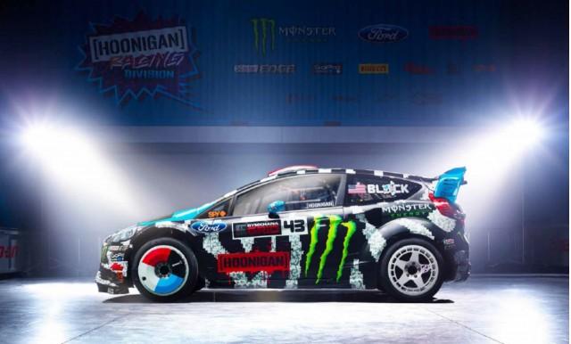 Ken Block to race World Rallycross
