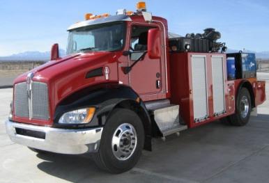 Kenworth T270 Hybrid Service Truck