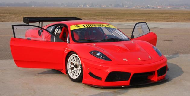 Ferrari F430 Scuderia Ready For Gt3 Competition
