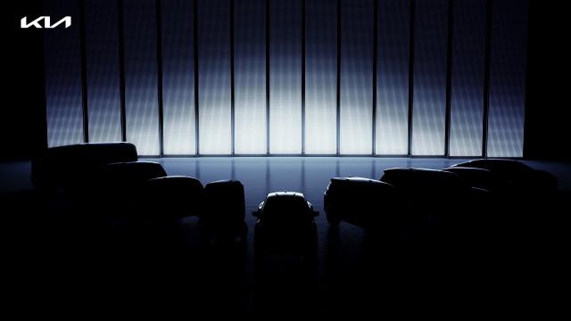 Kia EV teaser