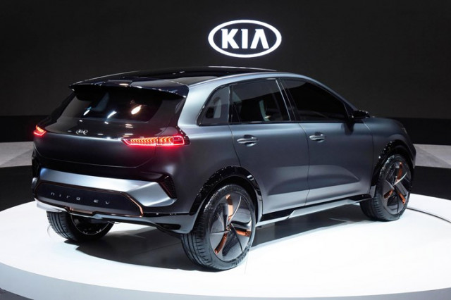 Kia aiming to have autonomous cars in cities by 2021