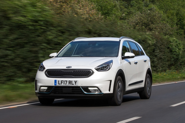 Kia Niro Plug-In Hybrid (U.K. version)