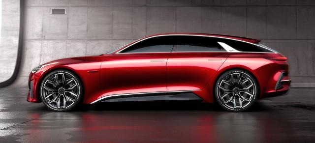 Kia Proceed concept, 2017 Frankfurt auto show