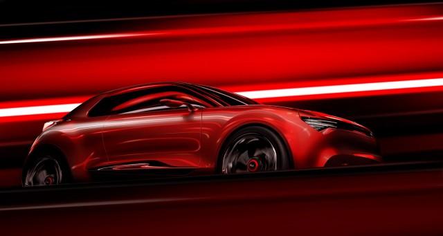 Kia Provoke concept car