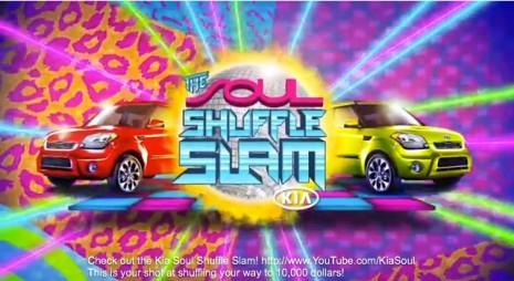 Kia Soul Shuffle Slam