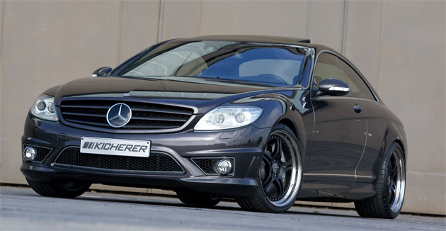 Latest kit is based on the CL 600 but is available for the V8 powered CL 500/550 and AMG models