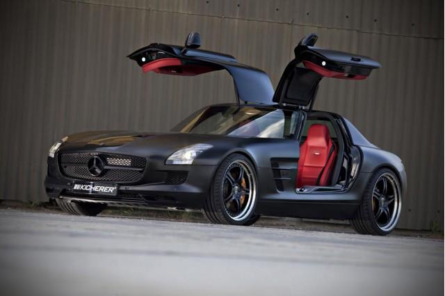 Kicherer Mercedes-Benz SLS AMG