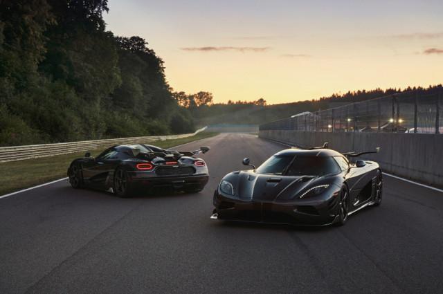 Koenigsegg Agera FE Thor and Vader