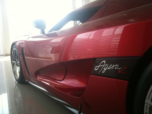 Koenigsegg Agera R supercar
