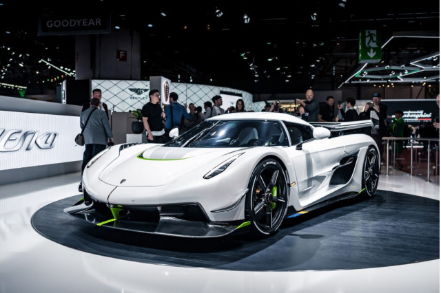 Koenigsegg Jesko, photo by Keno Zache