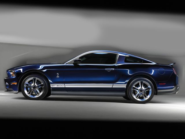 kona blue GT500 Shelby