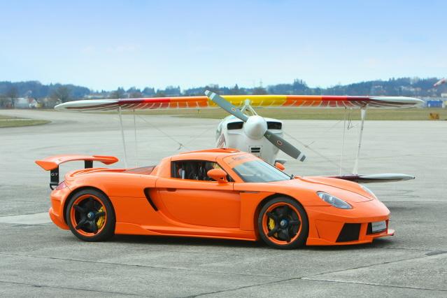 Image Konigseder Tuning Porsche Carrera Gt 012 Size 639 X 426