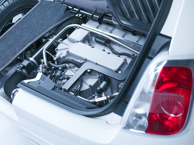 Kspg 800cc V Twin 30 Kw Range Extending Engine For Electric Cars