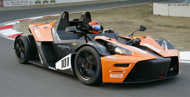 KTM X-Bow 'Race' Released For Private Sale, Priced At ...