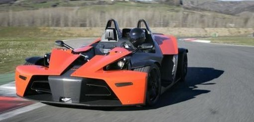 KTM's New X-Bow Roadster Ready For Geneva