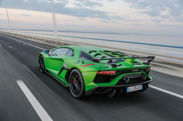 2019 Lamborghini Aventador SVJ first drive